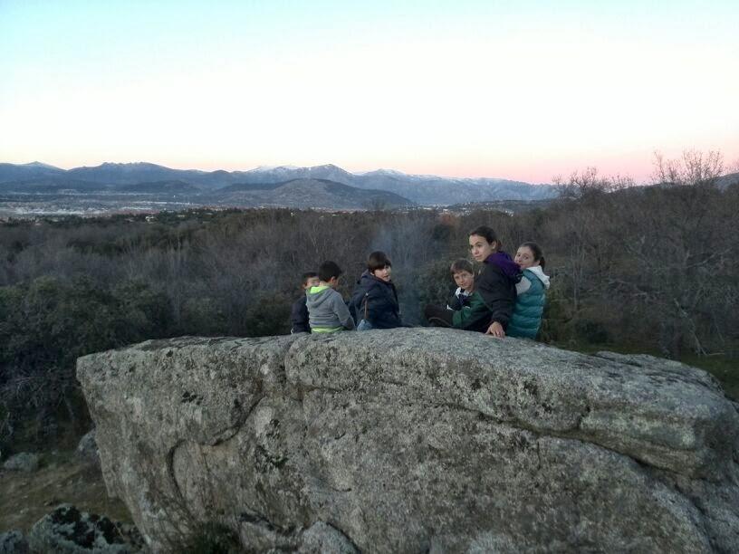 Las piedras de la Cerca