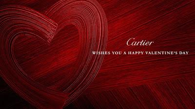 Saint Valentin Cartier
