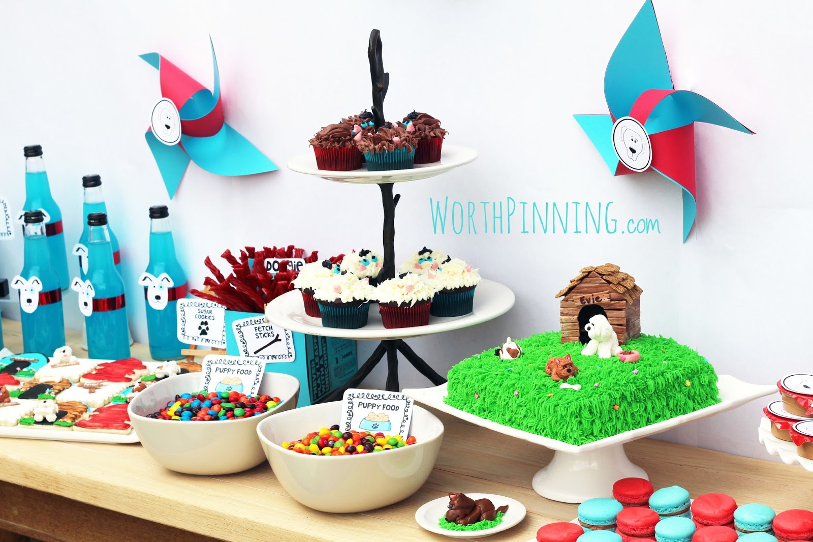 Dog Party Decorations Ideas