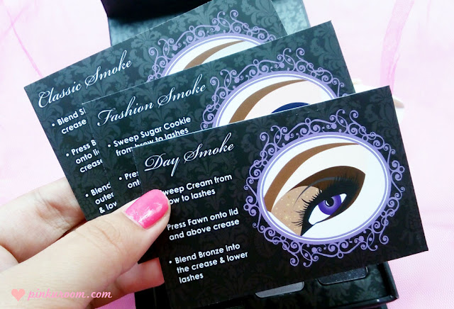 Too Faced Smoky Eye Shadow Collection Review Pinkuroom