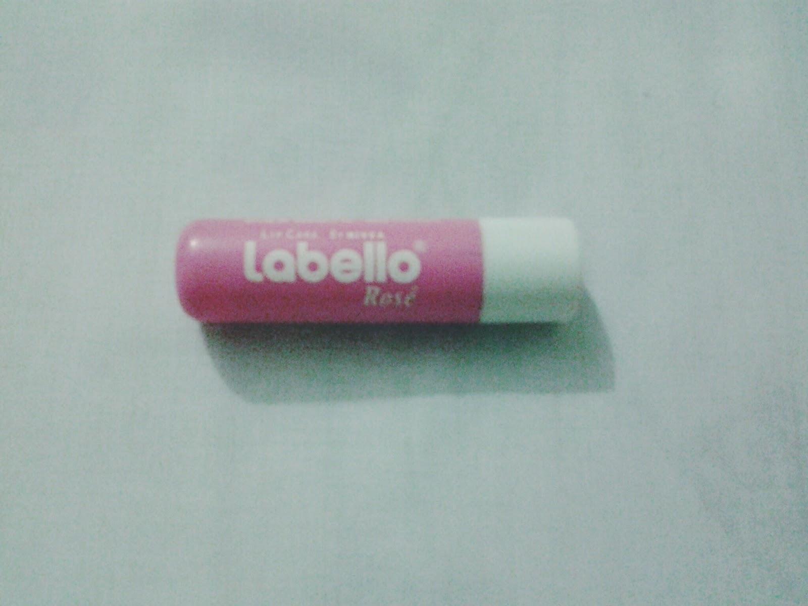Nivea Labello (Rose)