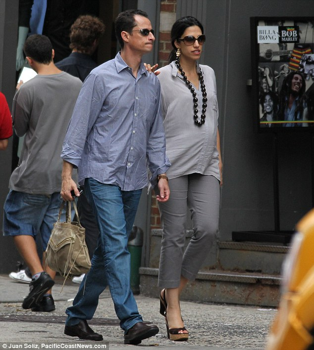 T.O.T. Private consulting services: Anthony Weiner spent