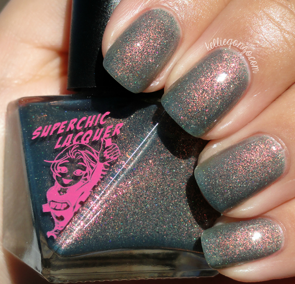SuperChic Lacquer You Don't Know Jack About My Beans