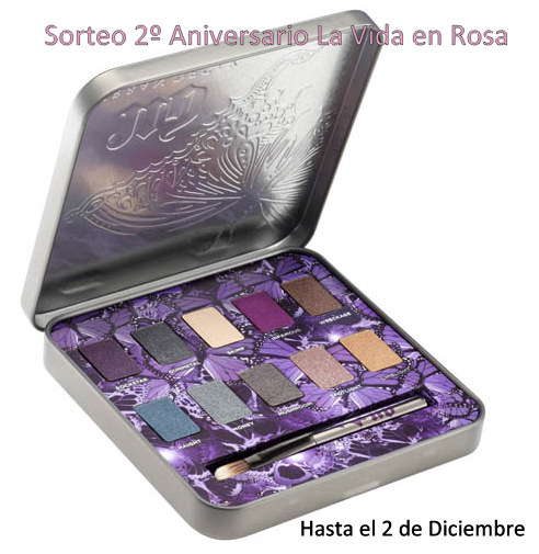 SORTEO EN LA VIDA EN ROSA