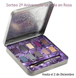 Sorteo en La vida en Rosa