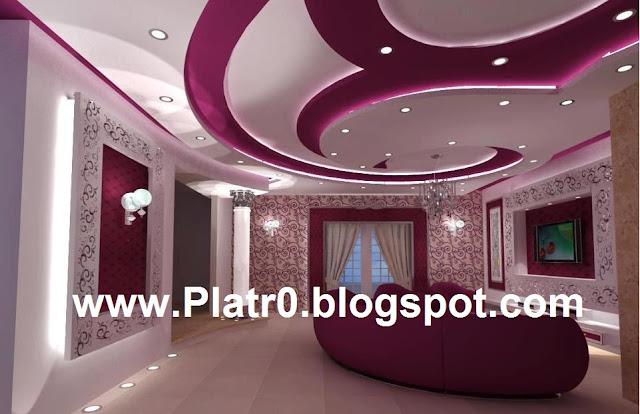 Deco Faux Plafond Moderne 2016 Dcoration Platre Maroc