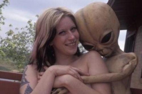 Ho un Ufo nelle mutande? Sessoalieni