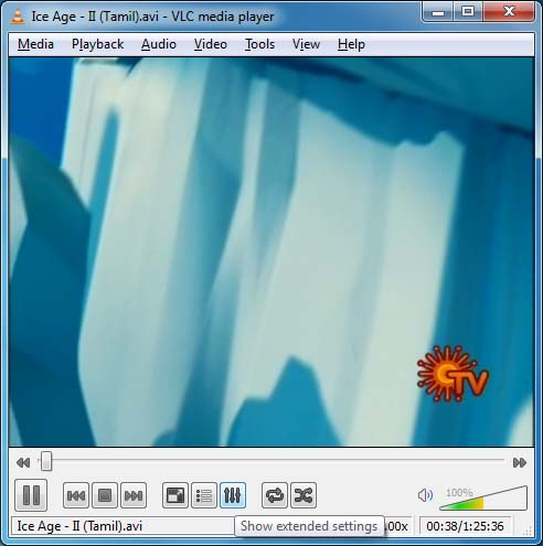 how to make videos different vlc mdeia player
