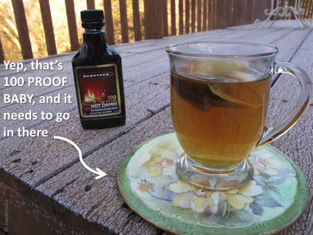 nwafoodie #whopeedonmyyogamat Lela Davidson the hot flash hot damn cinnamon liqueur