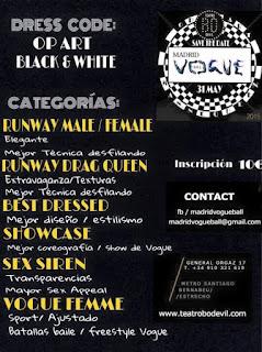 Segunda edición de Madrid Vogue Ball
