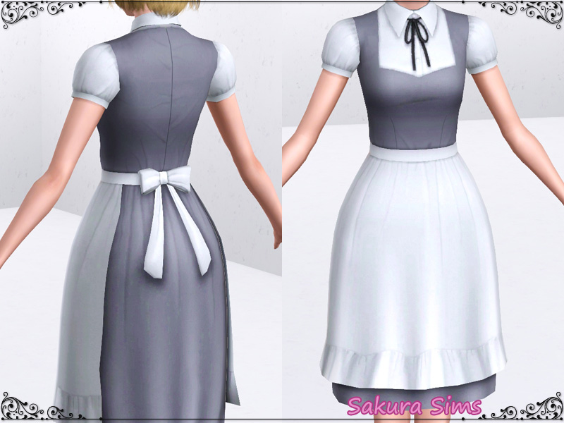 house maid uniform images