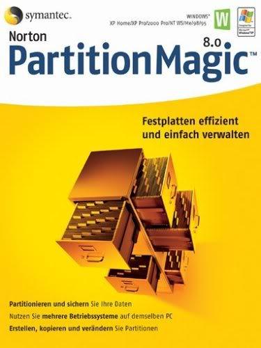 Скачать - Partition Magic 8.05 Final Portable Rus бесплатно. .