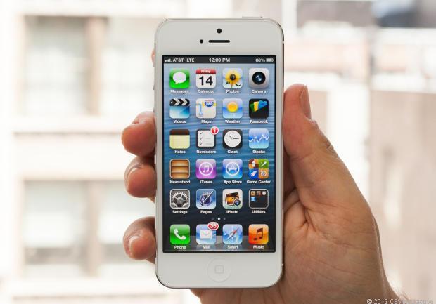 El iPhone 5 es el teléfono más vendido en el mundo