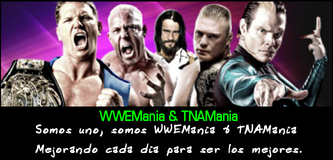WWEMania HD & TNAMania HD