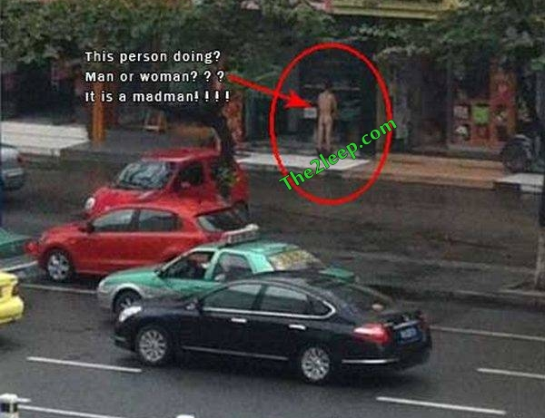Crazy Peoples in Public Places