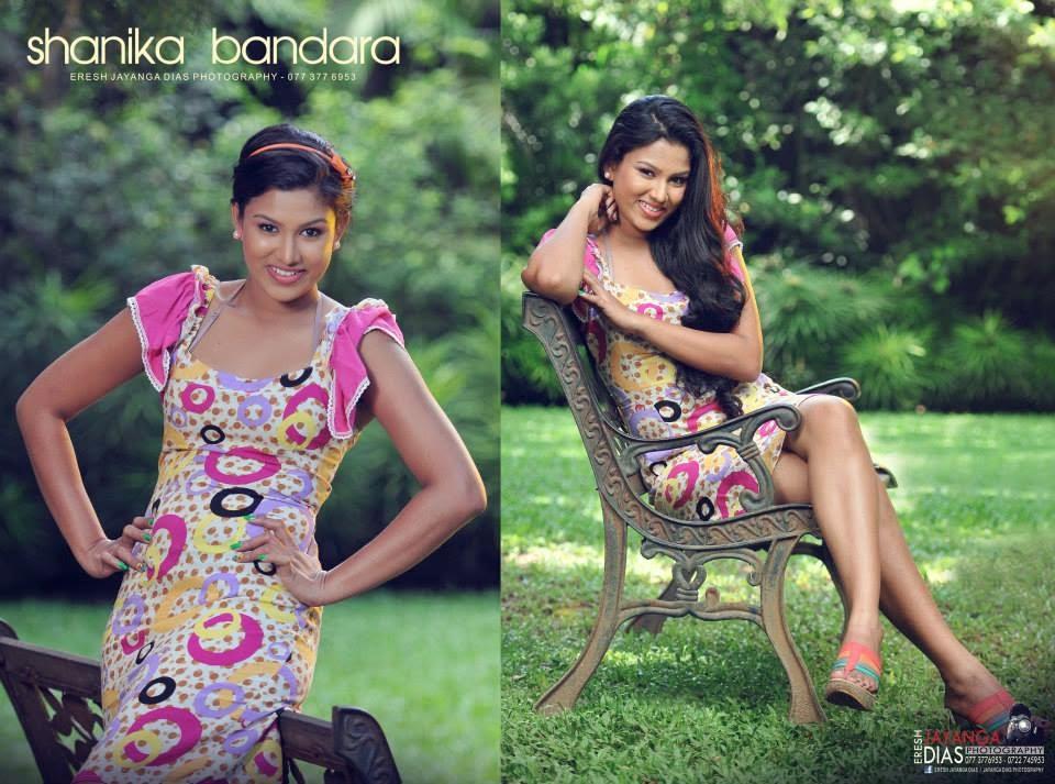 Shanika Bandara  legs