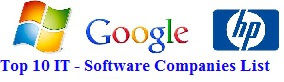 best software companies in the world