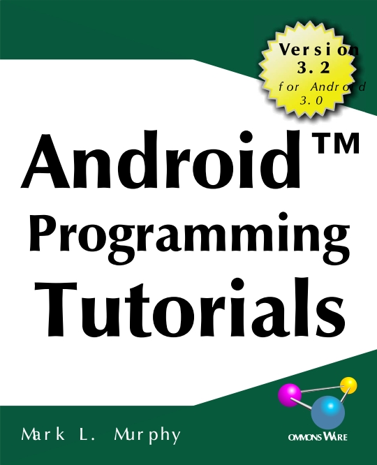 Android development tutorial free download pdf