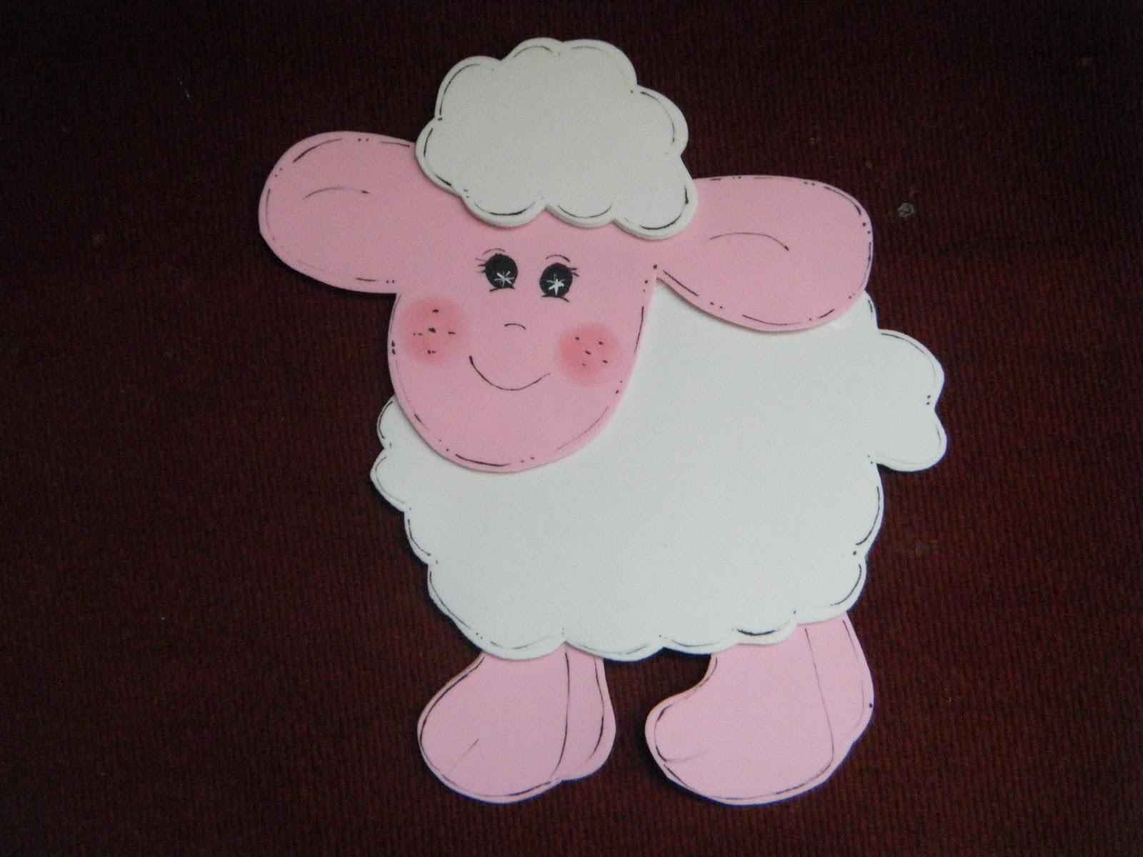 Imagenes de ovejas en foami - Imagui