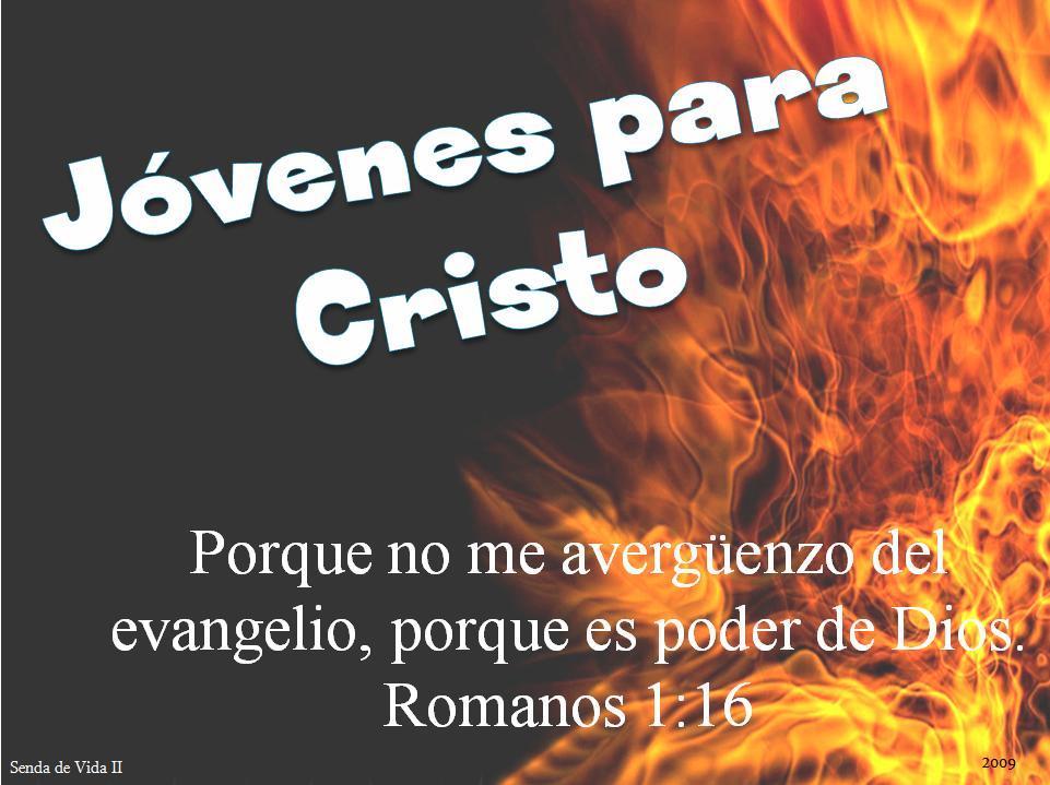 jovenes biblicos: