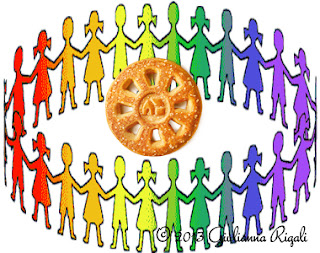 Barilla Mulino Bianco Cookies  or Biscuits - Girotondi