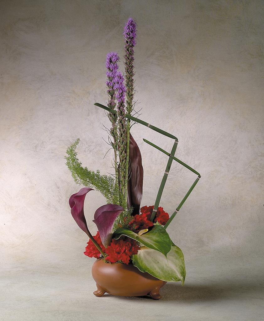 Quest For Contentment: Flower Arrangements: Ikebana ... Asian Flower Arrangements