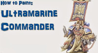 Comandante de los ultramarines