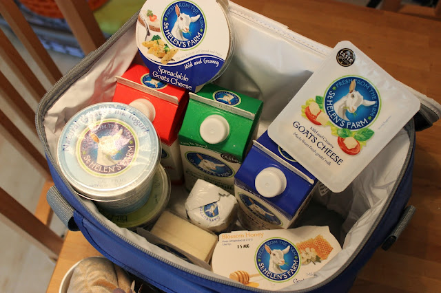 Picture of St Helen's Farm dairy products
