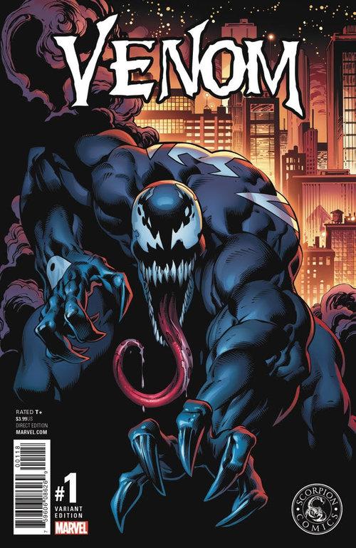 Scorpion Comics