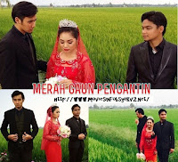 Merah Gaun Pengantin Episod 8