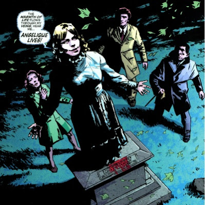 Angelique lives from Dark Shadows #3
