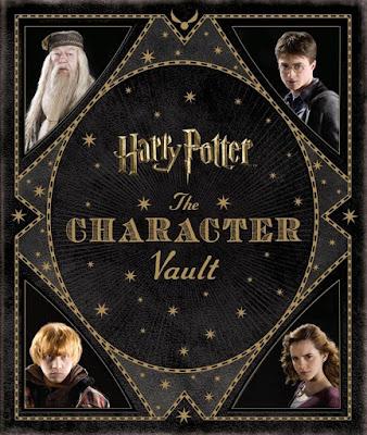 harry potter character vault book