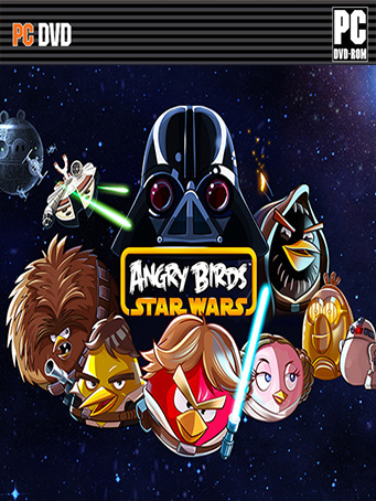 Free Download Angry Birds Star Wars PC Game Full Version