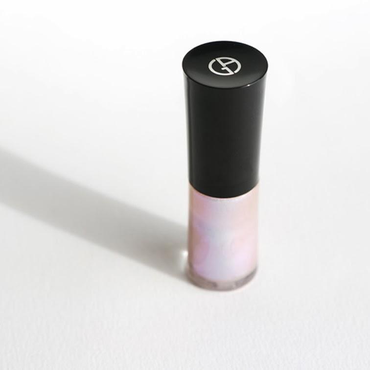 Armani mother of pearl nail polish