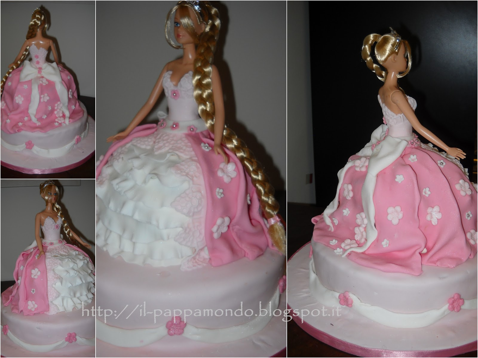 Amato Torta Rapunzel   il Pappamondo EL95