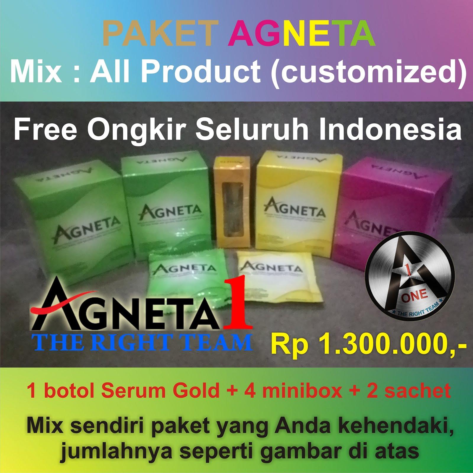 Paket Agneta MIX