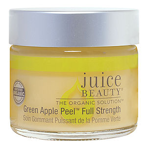 First Look Fridays, Christina-Lauren Pollack, Inspirations & Celebrations, blog, beauty blog, fashion blog, lifestyle blog, blogger, interview, Juice Beauty Green Apple Peel Full Strength, skin, skincare, skin care, face peel