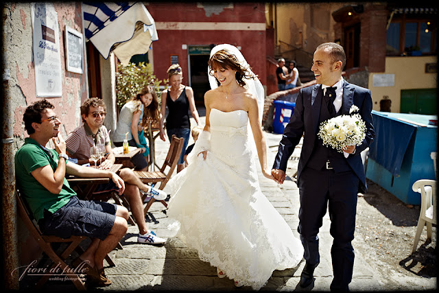 foto matrimonio Genova Boccadasse