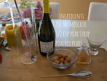 Pear Sparkling Moscato
