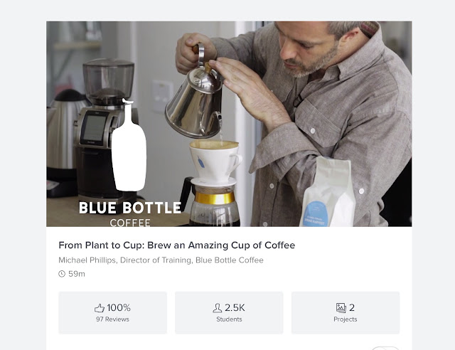 Let Michael Phillips from Blue Bottle Coffee Teach You How to Brew a Great Cup of Coffee