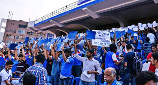 Bengaluru FC supporters to rock Kanteerava Stadium