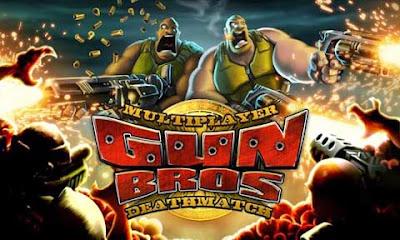 3D Games Gun Bros HD