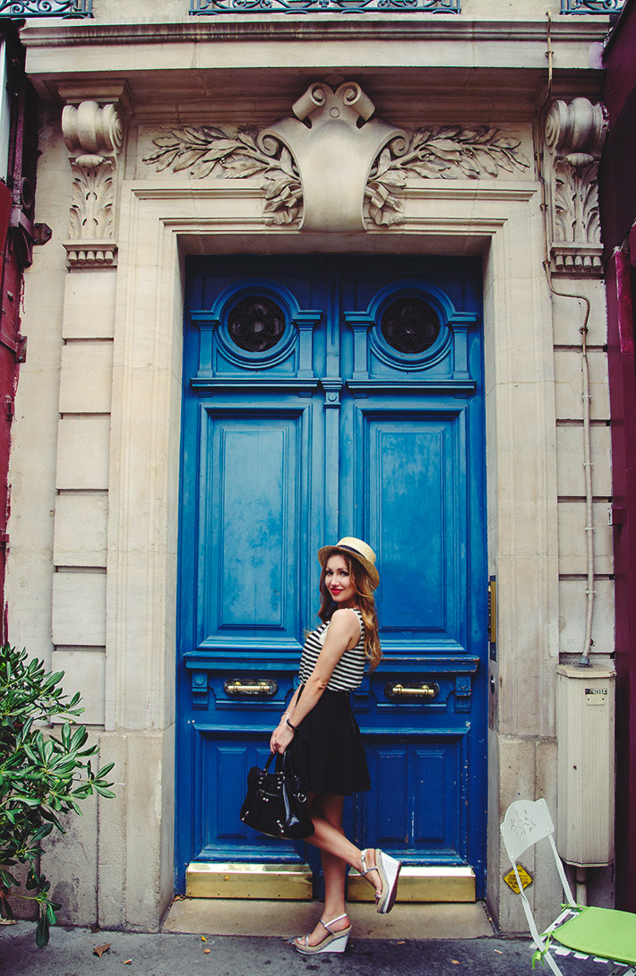 doors in Paris, russian fashion blogger, top fashion blogger