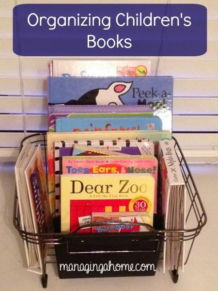 Children's Books Organized