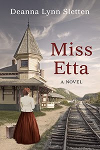 Pre-order Now! ~ Miss Etta: A Novel