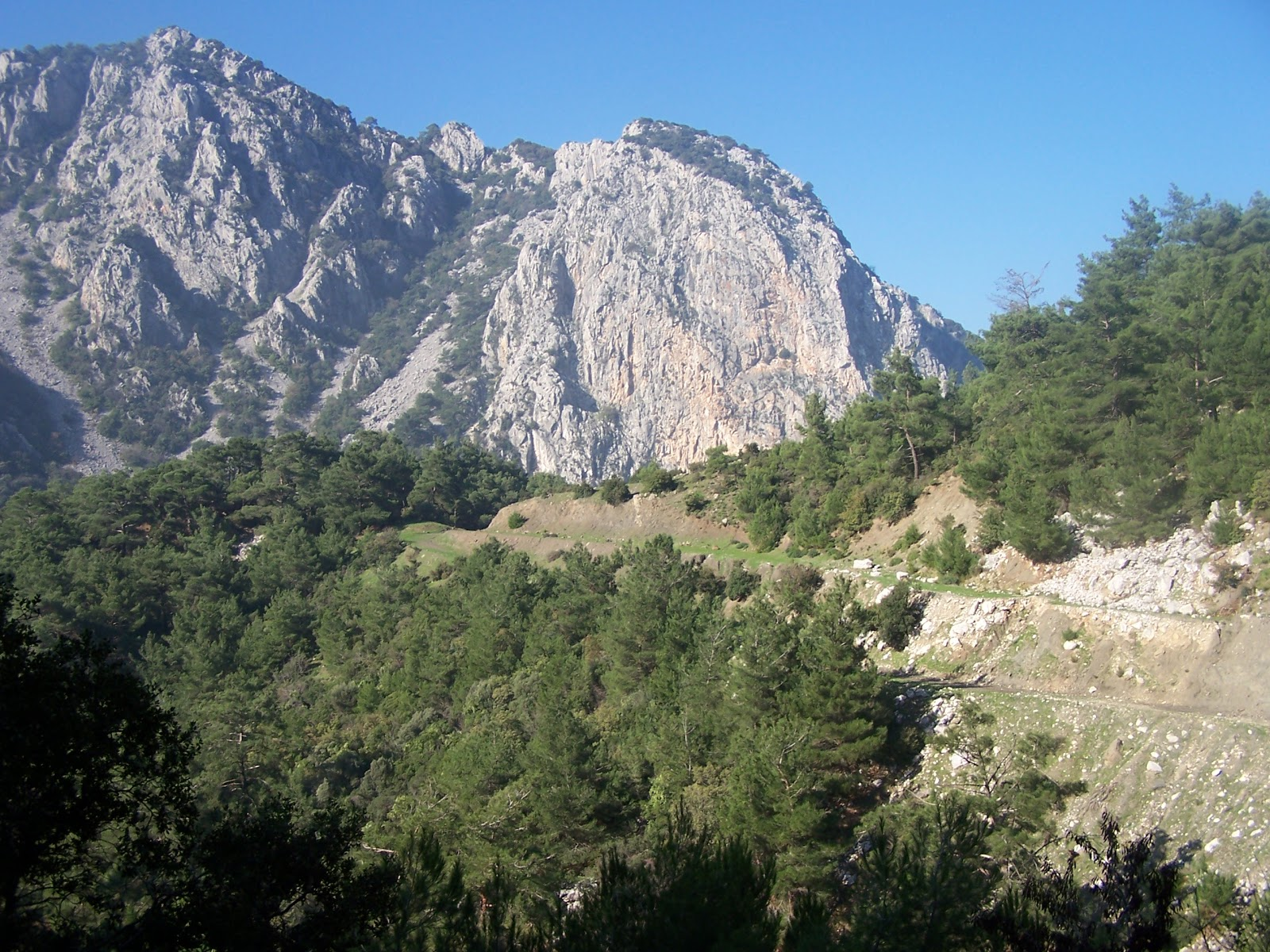 Ataların doğal mirasının bir parçası olarak Kafkas dağları