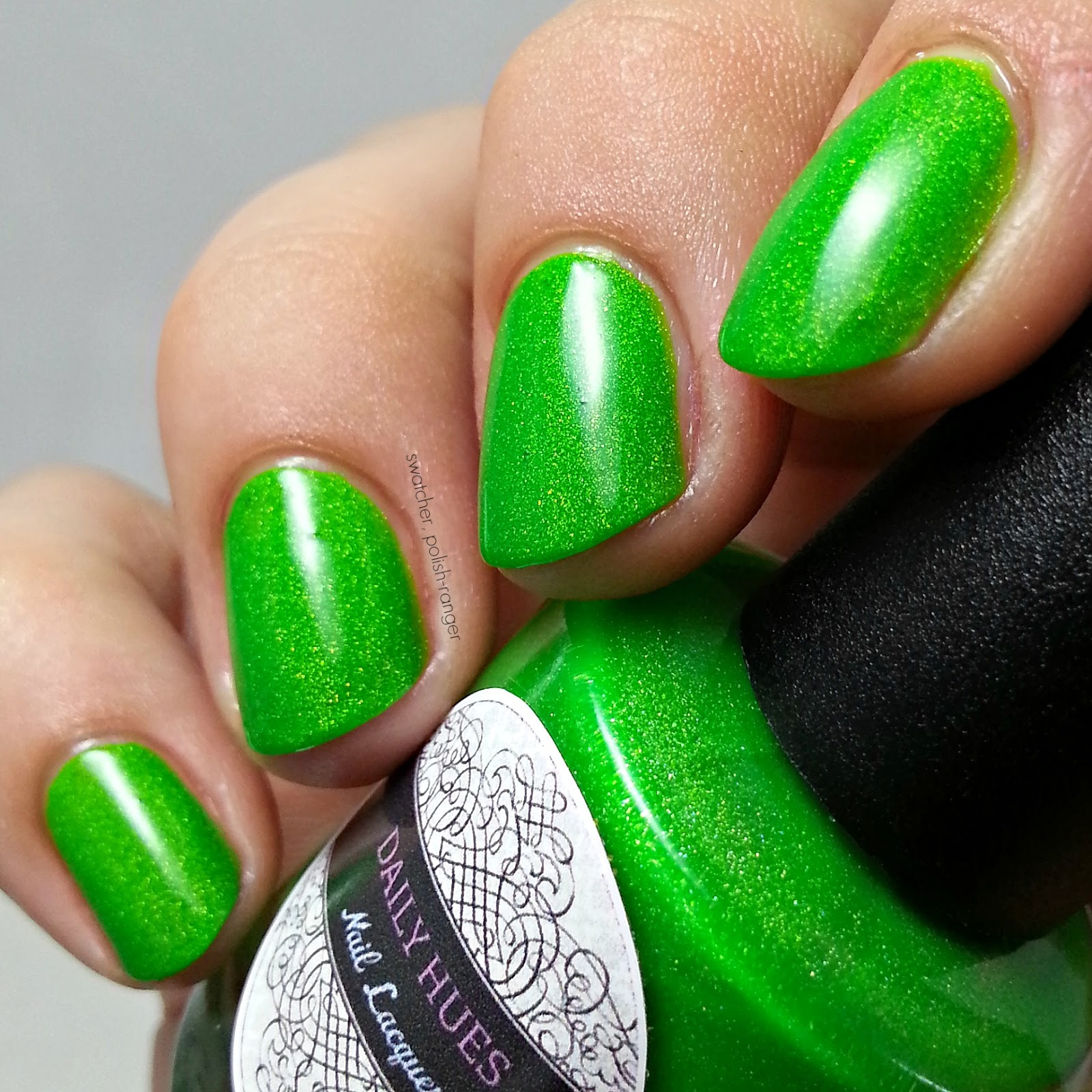 swatcher, polish-ranger | Daily Hues Nail Lacquer Fiona swatch