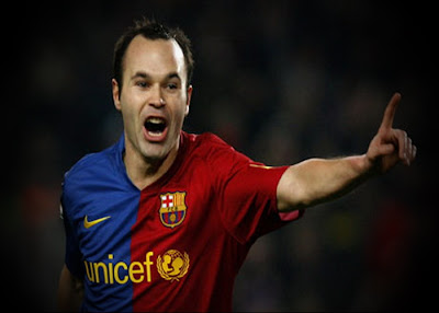 The Biography of Andres Iniesta