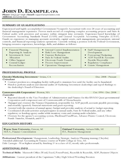 Accountant Resume7