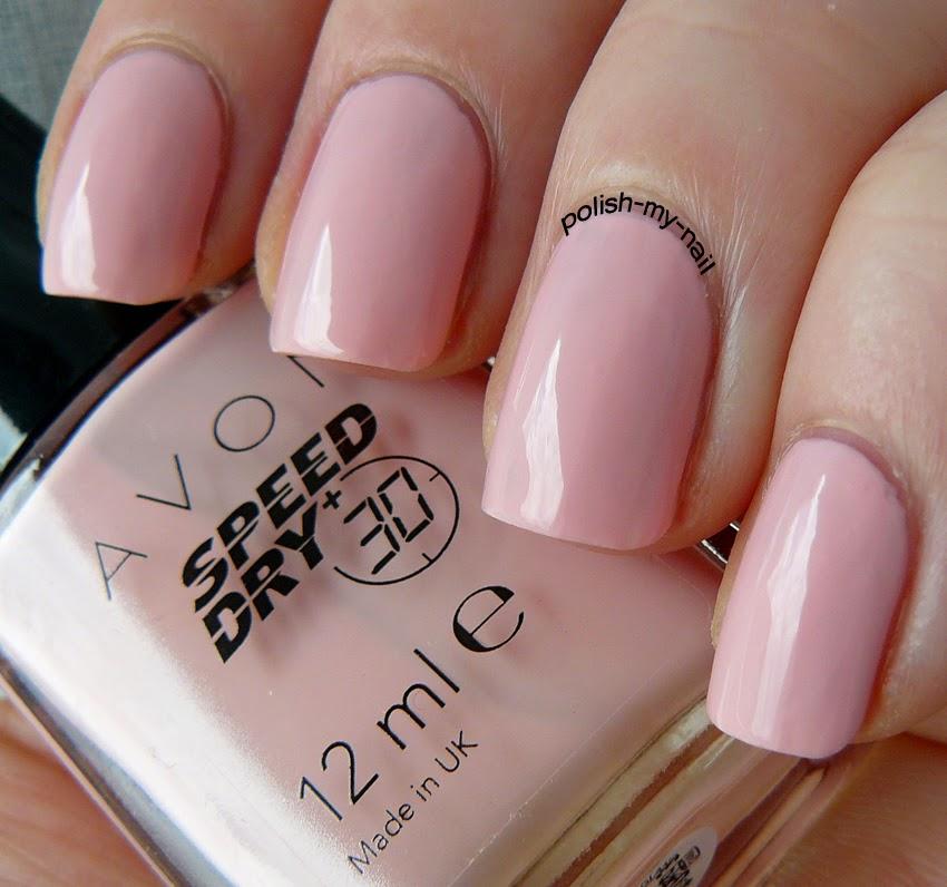Polish My Nail: Avon